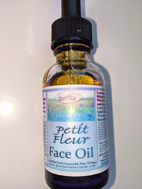 Lavender Natural Face Oil