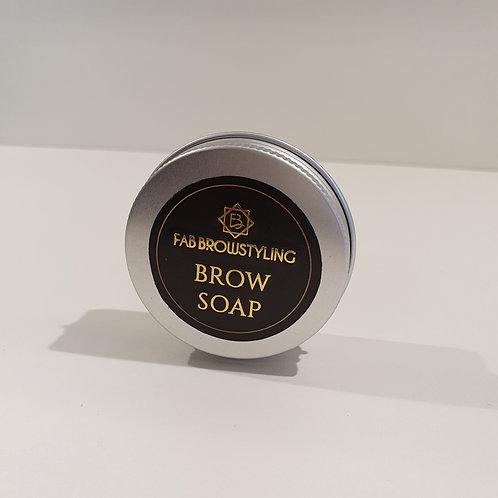 Fab brow soap