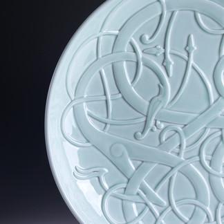 Porcelain - Celadon gleze