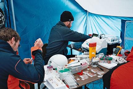 Dr Doug Thake basecamp  Everest.jpg