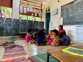 Rural Education Centre in India
