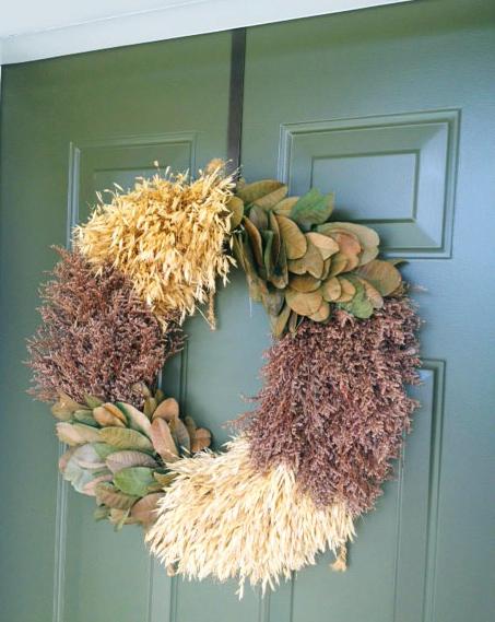 120 Wreath Hanger Bronze