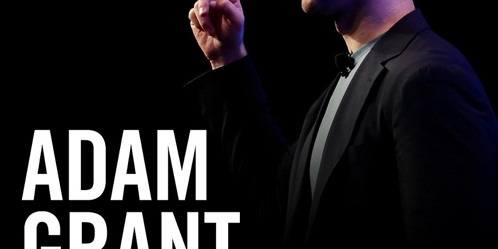 Adam Grant: The Critical Art of Rethinking