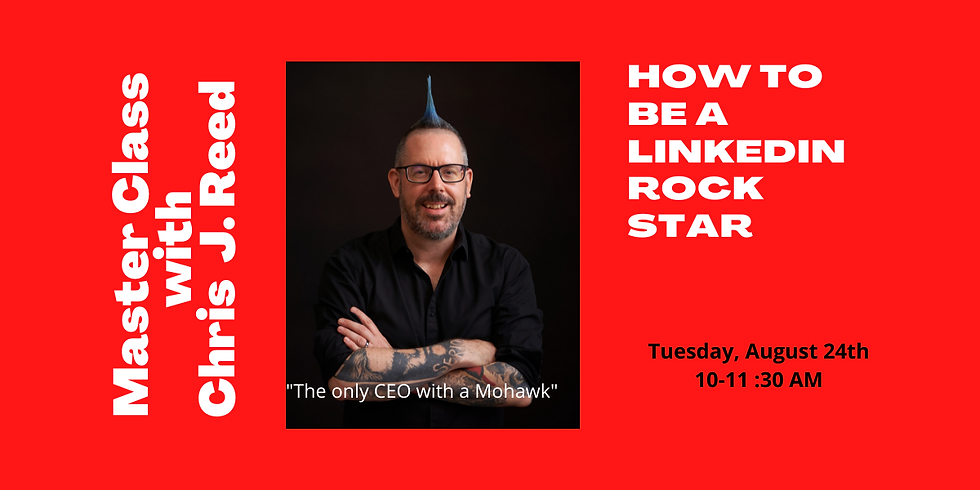 How to Be a LinkedIn Rock Star
