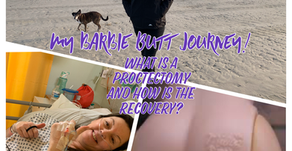 Barbie Butt! What to Expect! My Journey of Recovery from Proctectomy Surgery!