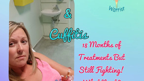 Pouchitis & Cuffitis! 18 month's of treatments & still fighting! So what is next? Options & Issues