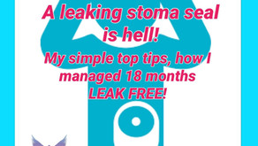 No more leaks with an Ileostomy Stoma! What worked for me!