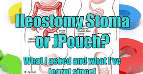 Permanent Ileostomy v JPouch Surgery Q&A – What I asked my surgeon to help me decide.