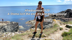 A Stoma is not the end of your life, its just the beginning! Welcome to 'Freds on Tour 2020'