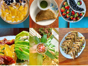 12 healthy breakfast ideas for vegetarians, especially in India