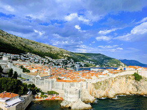 Croatia – Mesmerizing beauty of Red Roofs and Blue Sea!