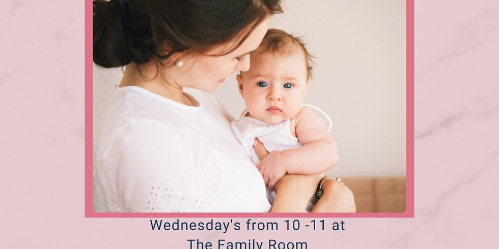 Not Just Breastfeeding Cafe