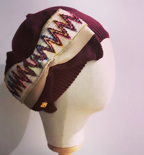 Beret indiana red
