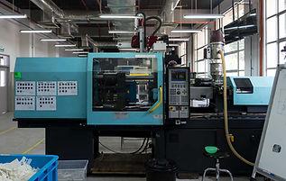 Spritzgussmaschine für Kunststoff