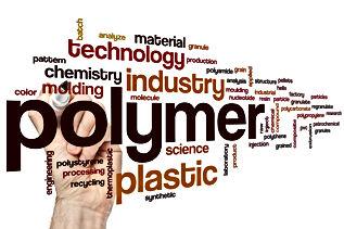 Polymer word cloud
