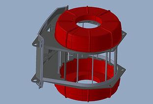 Prototype turbine cover