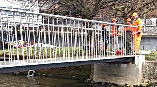 CARBO Modulbrücke
