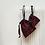 Thumbnail: smallbags de noël motifs cerfs - 2 tailles / printed cotton xmas bags - 2