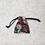 Thumbnail: smallbags toile ameublement - 2 tailles / wallcloth fabric bags 2 sizes