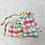 Thumbnail: kit pique-nique, baluchon, nappe & 2 smallbags / picnic kit, table cloth+ 3 bags