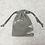 Thumbnail: smallbag unique en lin peint  / unique painted linen bag