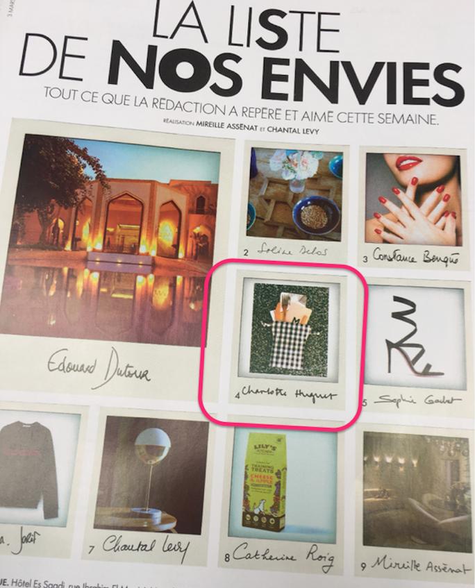 hebdomadaire France : ELLE magazine