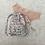 Thumbnail: smallbags Toile de Jouy - 4 tailles / Toile de Jouy - 4 sizes