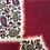 Thumbnail: smallbag unique tissu indien tons roux / unique red tones indian fabric bag