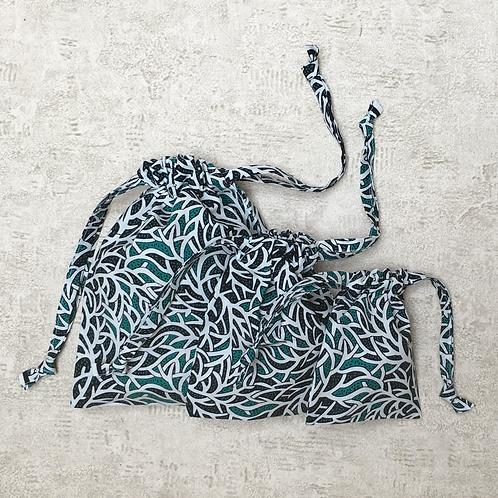 smallbag en wax / cotton wax bag