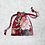 Thumbnail: smallbag recyclé satin de coton imprimé / recycled printed satin cotton