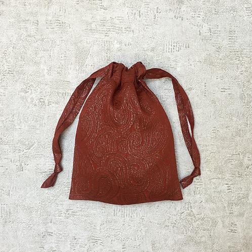 smallbag unique en soie  / unique silk bag