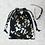 Thumbnail: smallbags fleuris inspiration asie - 4 tailles / cotton sheet bags - 4 sizes