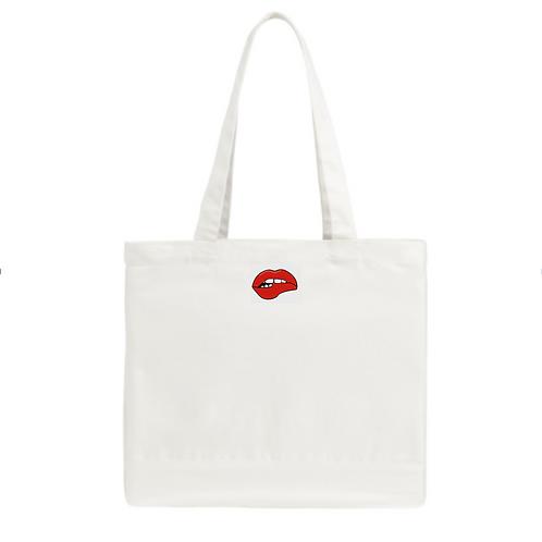 "tote bag ""I want you"""