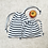 Thumbnail: smallbags en jersey rayé - 2 tailles / classic cotton jersey smallbags - 2 sizes
