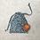 Thumbnail: smallbag en wax / cotton wax bag