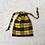 Thumbnail: smallbag unique taffetas écossais  / unique scottish taffetas bag
