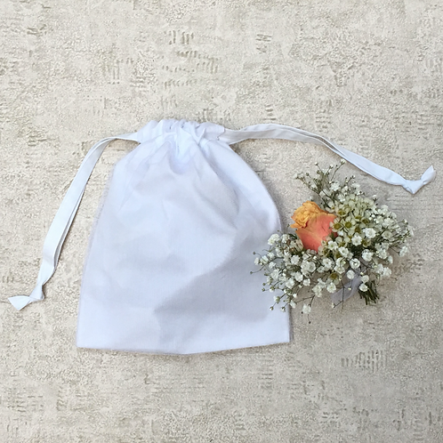 smallbags de mariage en tulle - 2 tailles / tulle wedding bags - 2 sizes