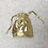 Thumbnail: smallbags voile or - 3 tailles   / golden veil bags - 3 sizes