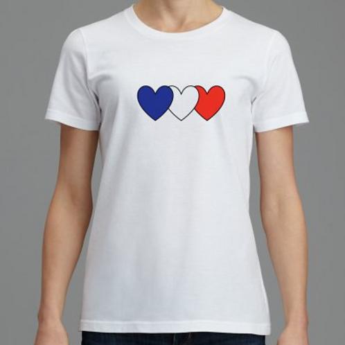t shirt femme mylovemoji