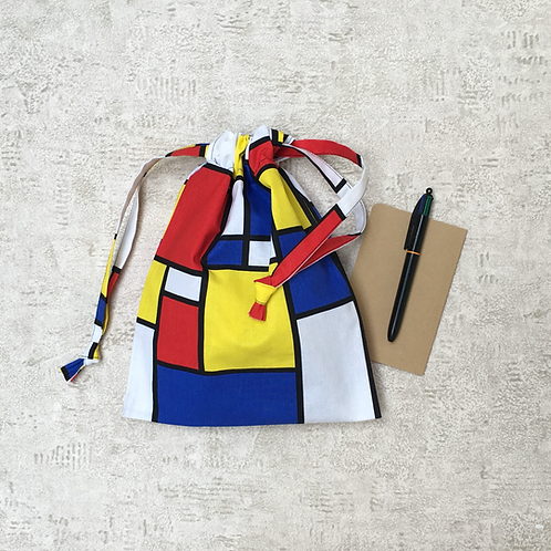 smallbag esprit Mondrian / Mondrian spirit