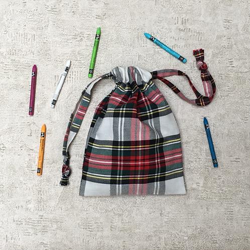 smallbags lainage fin écossais / scottish bags