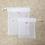 Thumbnail: smallbags organdi - 2 tailles / organdi cotton bags - 2 sizes