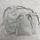 Thumbnail: kit unique 3 smallbags  lin et coton / unique kit 3 linen & cotton bags