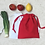 Thumbnail: kit noël - 6 smallbags - 2 tailles / xmas kit - 6 bags 2 sizes - cotton