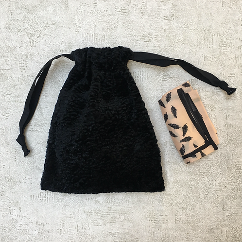 smallbags en fausse fourrure / fake fur bags