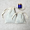Thumbnail: smallbags toile à patron - 3 tailles / pattern fabric bags - 3 sizes