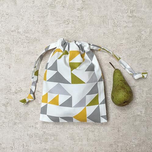 smallbag unique coton épais  / unique cotton bag