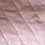 Thumbnail: smallbags matelassé de coton rose pâle  / quilted rose cotton bags