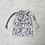 Thumbnail: smallbag unique coton fleuri / unique flowered cotton bag