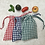 Thumbnail: kit alimentaire famille - 7 smallbags / family kit - 7 bags - cotton